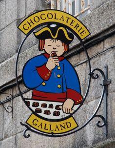 Carteles Antiguos de Tiendas | ¡El Blog.info! Monte Saint-Michel