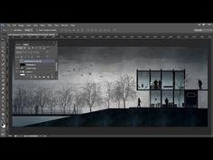 Tutorial em vídeo - Corte de Arquitetura - Marina AraújoMarina Araújo