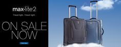 Travelpro Luggage Outlet offers big savings on Travelpro Luggage and Atlantic Luggage collections. Special discounts for airline personnel.