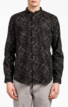Lifetime Collective / Men's Collection / Wovens / Dupree Button Up