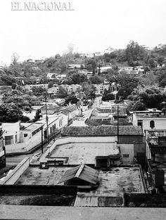 Pueblo de El Hatillo.15-03-1990. (SANDRA BRACHO / ARCHIVO EL NACIONAL)