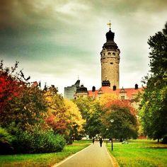~ leipzig city ~