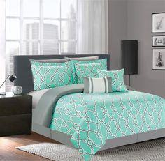 Gramercy 7 Piece Comforter Set