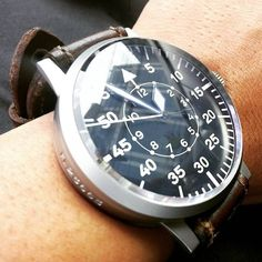 What's On Your Wrist? — B Uhr  by ery_satriadi from Instagram...