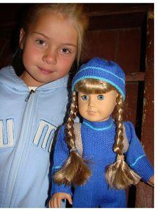 American Girl doll knitting patterns