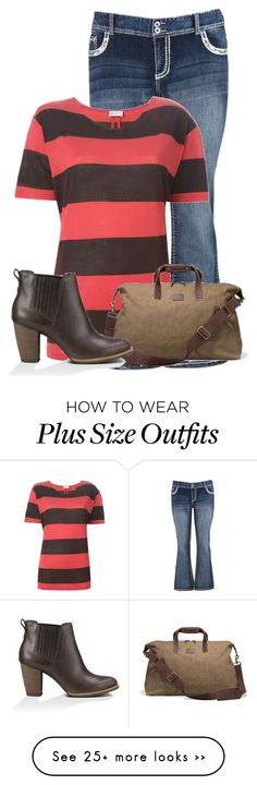 """""""Untitled #10345"""" by nanette-253 on Polyvore featuring mode, maurices, Yves Saint Laurent et UGG Australia"""