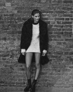vmagazine: 'Amber Darling' - Model: Amber Anderson |...