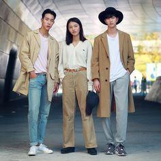 2016 S/S Seoul Fashion Week #스트릿패션 #스트리트패션 #서울패션위크    #streetstyle