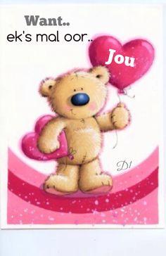 Heart balloons too cute Tatty Teddy, Beautiful Drawings, Cute Drawings, Cute Images, Cute Pictures, Bear Images, Cute Clipart, Love Bear, Illustration