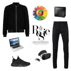 """""""Father's Day gifts"""" by ak-chuck on Polyvore featuring Topman, Haider Ackermann, NIKE, NeXtime, Whiteley, men's fashion and menswear"""