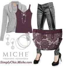 Miche Demi Gretchen and Signature jewelry, created by miche-kat on Polyvore