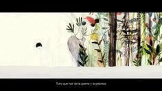 'Les poings sur les iles' For CJ animation Text Elise fontenaille Illustration Violeta lopiz Directed by LuBing Animated by LuBing, Kang Suhyun, Kim Soyoung, Lee Minhwee Sound effect Lee Sungrok Music by Lee Taehoon Voice of Han Gil Script by Kwon Seulki Picture book coodinator Choun Sanghyun Translator Kim Sangyoon _CJ Culture Foundation