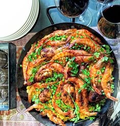 Recipes inspired by mother-son trip to Spain - Paella Spain Paella Recipe, Red Bliss Potatoes, Chicken Paella, Atlanta Restaurants, Sweet Bell Peppers, Spanish Rice, Mother Son, Rice Dishes, Clean Eating