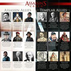 Assassins Creed. Allies.