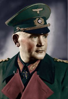 Generalfeldmarschall Werner Eduard Fritz von Blomberg (2 Sep 1878 – 14 Mar 1946) was a German Generalfeldmarschall, Minister of War, and Commander-in-Chief of the German Armed Forces until January 1938.  Spending World War II in obscurity, Blomberg was captured by the Allies in 1945, after which time he gave evidence at the Nuremberg Trials.