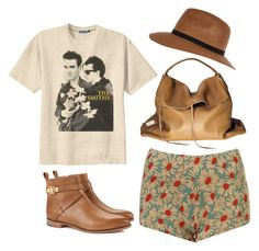 """Printed Shorts for Summer"" by beautifulnoice ❤ liked on Polyvore featuring Retrò, Ted Baker, Lukas Gschwandtner and River Island"