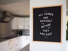 Inspirational #letterboard #quotes. #thelettertribe