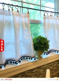 8 Friendly Tips: Hanging Curtains In Basement curtains bedroom shelves.No Sew Curtains Tablecloth blue curtains livingroom. No Sew Curtains, Drop Cloth Curtains, Pleated Curtains, How To Make Curtains, Custom Curtains, Hanging Curtains, Bedroom Curtains, Blackout Curtains, Diy Tassel Curtains