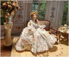 Jeanne une poupée en porcelaine  par Beatrice5804 sur Etsy