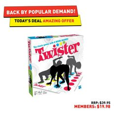 - Day May. Time to twist & shout, or at least twist with our deal today - off the classic game