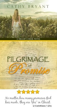 12 Days of Christmas Giveaways 4 – Your Fourth Prize to Win - Print copy #Giveaway of PILGRIMAGE OF PROMISE - http://www.CatBryant.com/christmas-gveaways-4
