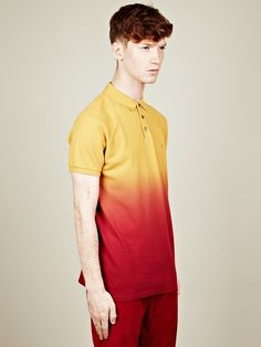 Multicolor polo by Marc Jacobs
