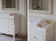 Julie's gorgeous nursery!