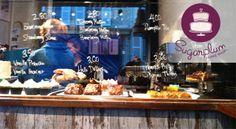 Sugarplum Cake Shop, US cakes shop, 68, rue du Cardinal Lemoine 75005 Paris