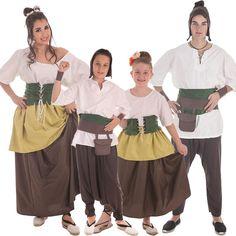 Ruffle Blouse, Women, Fashion, Carnival, Group Costumes, Moda, Women's, Fasion, Trendy Fashion