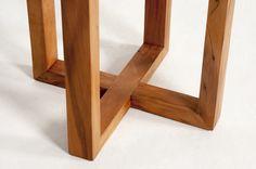 pé mesa lateral