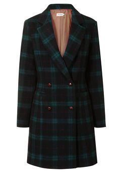 Capital Coat (Green Tartan) (2)