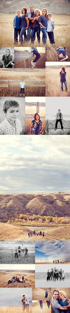 family portraits... I have the ideal location for a session like this!