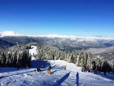 Want to become a ski instructor? Take our 4 week course and secure your paid ski season job in Whistler teaching kids how to ski. Get started now on our best project in Canada. Ski Season, Gap Year, Whistler, Skiing, Places To Visit, Canada, Training, Seasons, Park