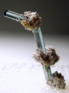 Tourmaline and Lepidolite