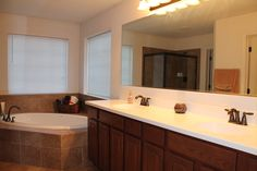 Master Suite Private Bath with Double Bowl Sink, Seperate Shower, Large Soaker Tub 247 Stagecoach Drive Elgin, IL