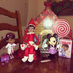 Doc McStuffins Elf on a Shelf