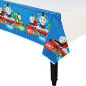 Thomas the Tank Engine Table Cover - Party City