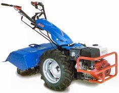 BCS 948 walking tractor - Tiny Farm Gear