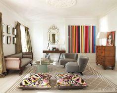 :: Havens South Designs :: loves the Shelter Island home of Clora Kelly and Helge Skibeli.
