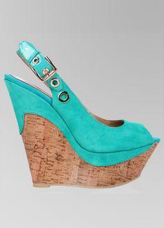 2013  Luxury Style  Fashion JF Light Blue Suede  Peep Toe Platform Women Sandals $51.99
