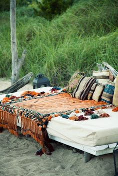 beach palette daybed