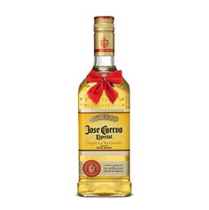 Tequila Jose Cuervo has dominated the world with its famous Blue Agave premium gold tequila, resulting in a distinctive special blend of Reposado and other high-quality Tequila Jose Cuervo has conquered the world with its iconic Blue Agave premium gold tequila, resulting in a distinctive special blend of Reposado and other high-quality aged Cuervo tequilas.  #Christmas #Christmasideas #holidays #holidaygiftguide Corporate Gifts, Holiday Gift Guide, Tequila, Whiskey Bottle, Christmas Gifts, Holidays, Gold, Blue, Jose Cuervo