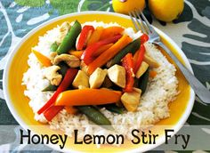 Honey Lemon Stir Recipe Using Lemons Instead of Salt