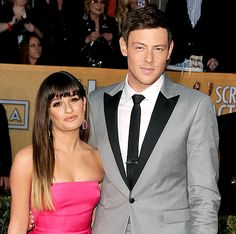Lea Michele on Cory Monteiths Rehab Stay: I Will Stand By Him