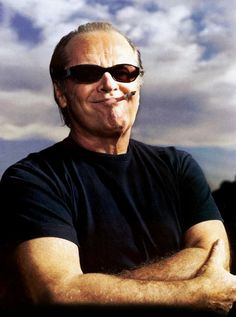 "Jack Nicholson- ""I resist all established beliefs. My religion basically is to be immediate, to live in the now. It's an old cliche, I know, but it's mine. I envy people of faith. I'm incapable of believing in anything supernatural."""