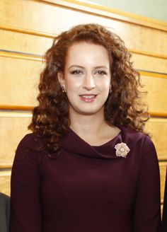 Princess Lalla Salma of Morocco. Love the color of her blouse