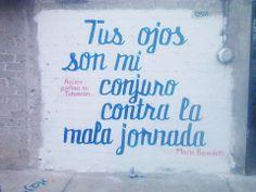 Mario Benedetti. Acción poética.