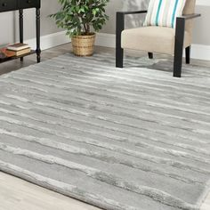 Safavieh Handmade Soho Grey Wool Rug (8' x 10') | Overstock™ Shopping - Great Deals on Safavieh 7x9 - 10x14 Rugs