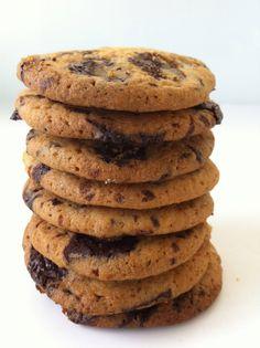 Orange Chocolate Chip Biscuits