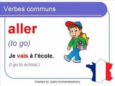 French Lesson 37 - Verbes communs (Common MUST KNOW verbs and basic phrases - sentences) - YouTube